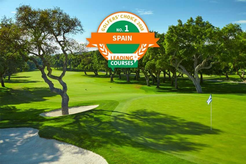 Best Golf Club in Spain for Royal Valderrama