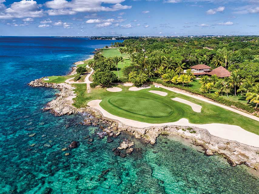 Teeth of the Dog: Sublime Course in the Dominican Republic