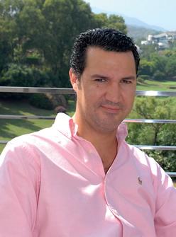 Antonio Conde - golfenred.com