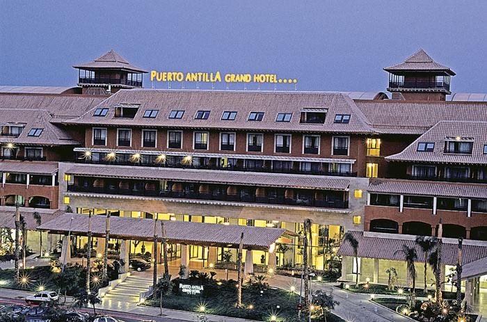 Puerto antilla grand hotel a pie de playa en la costa onubense - Puerto antilla grand hotel ...